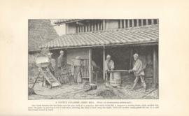 A Native Japanese Grist Mill