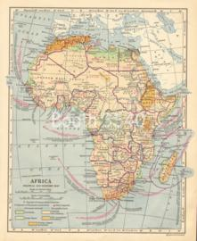 Africa Political And Economic Map