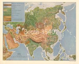 Geographical Features Of Asia