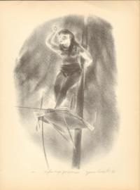 Tightrope Performer